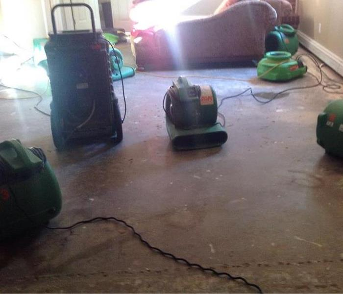 Water Damage What to expect once we are working on your water loss.