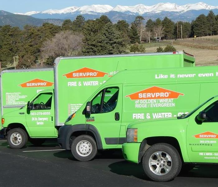 Why SERVPRO SERVPRO ….Your First Choice in Mitigation Companies